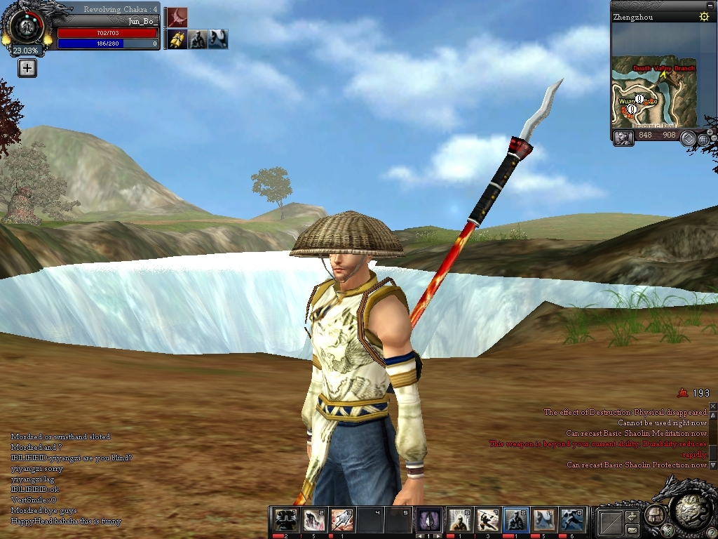 9 Dragon Online - mmorpg
