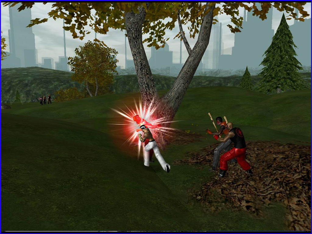City of Heroes Review