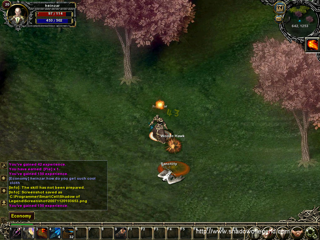 legend online games
