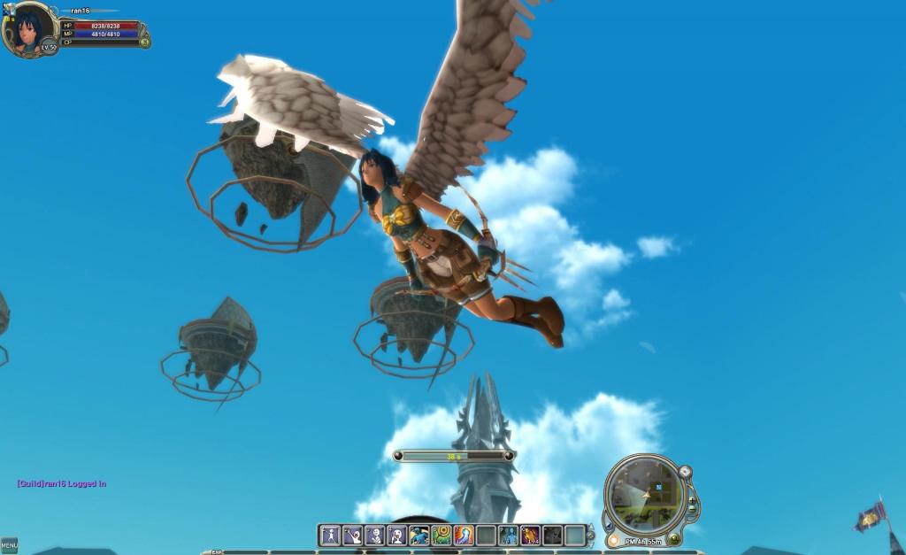 legend of angels online game
