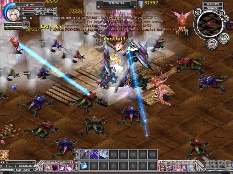 chaos online semblance