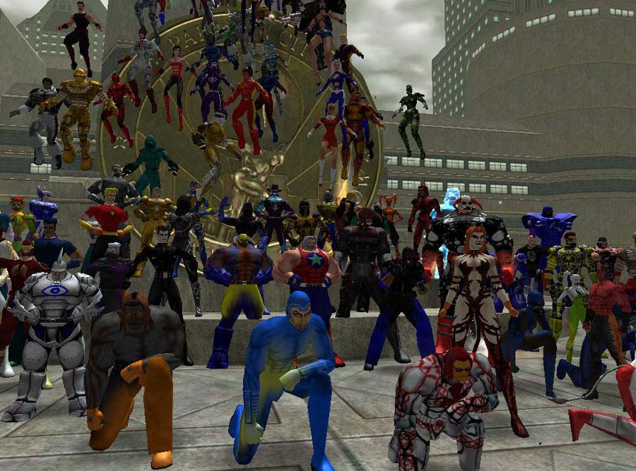 City Of Heroes Online Game Of The Week