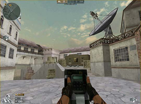 Game Description and Comments. Cross Fire is a free military online FPS that
