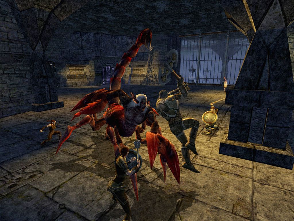 Dungeons and Dragons Online - Online Game of the Week