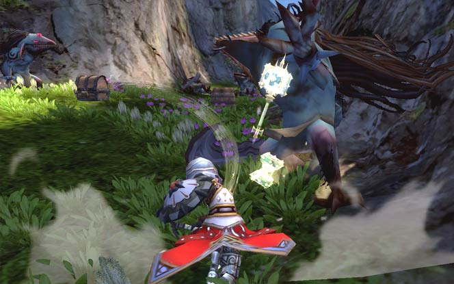 game dragon nest free
