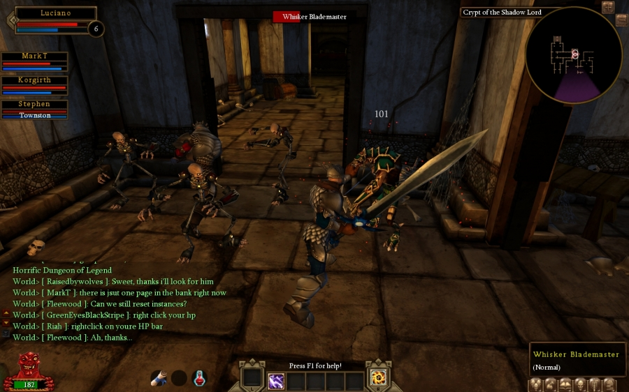 online dungeon
