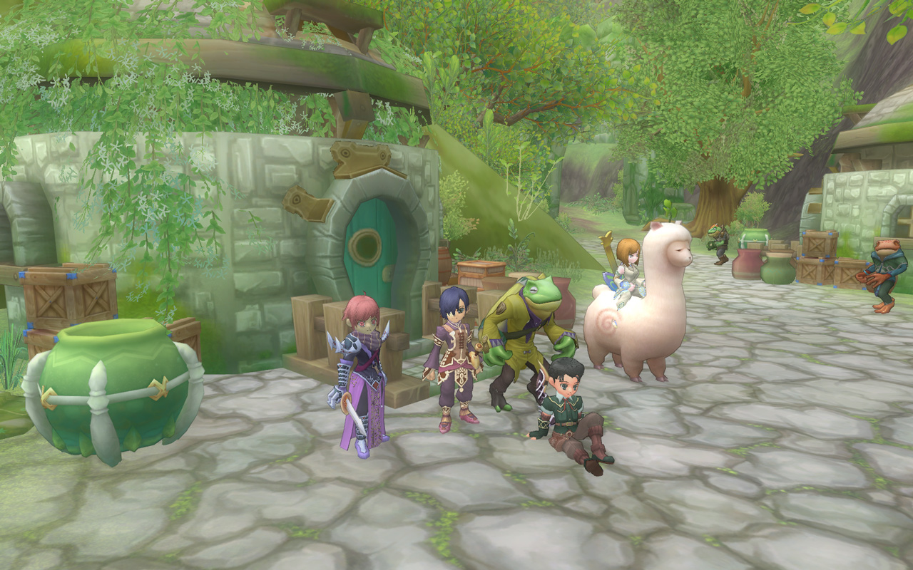 Eternal eden role playing game download and review   harry balls.