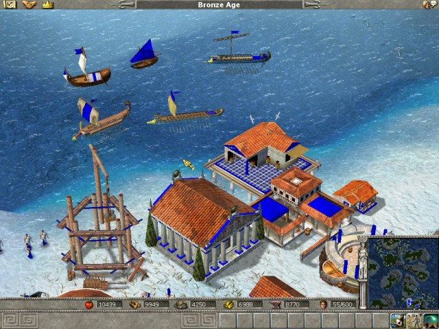 Empire earth online game of the week gumiabroncs Images