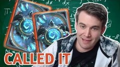 (Hearthstone) The Satisfaction of the Perfect Read - YouTube