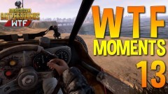 Playerunknown's Battlegrounds WTF Funny Moments Ep 13 (PUBG Plays) - YouTube