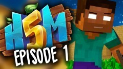 GETTING STARTED! (How To Minecraft S5 Episode 1) - YouTube
