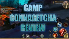 Camp Gonnagetcha AQ3D Update Review - YouTube