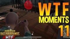 Playerunknown's Battlegrounds WTF Funny Moments Ep 11 (PUBG Plays) - YouTube