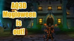 AQ3D: Mogloween is out! - YouTube