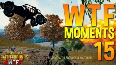 PLAYERUNKNOWN'S BATTLEGROUNDS  WTF Funny Moments Highlights Ep 15 (PUBG Plays) - YouTube