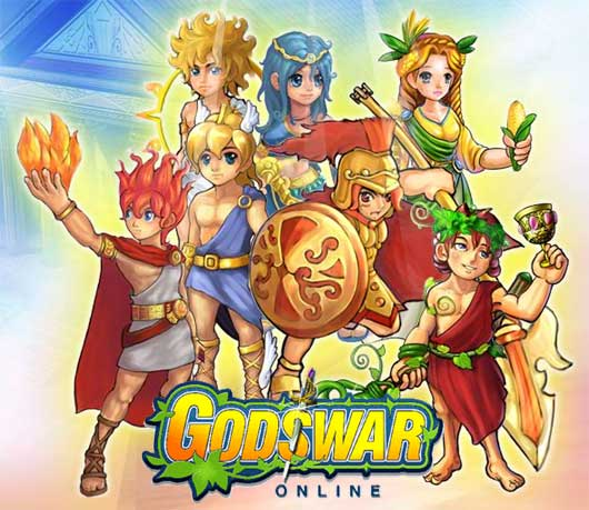 Godswar Cheat Engine v5.6 - Cheat Godswar