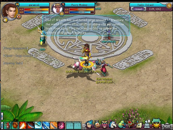 Grand Epic Online - Online Game of the Week