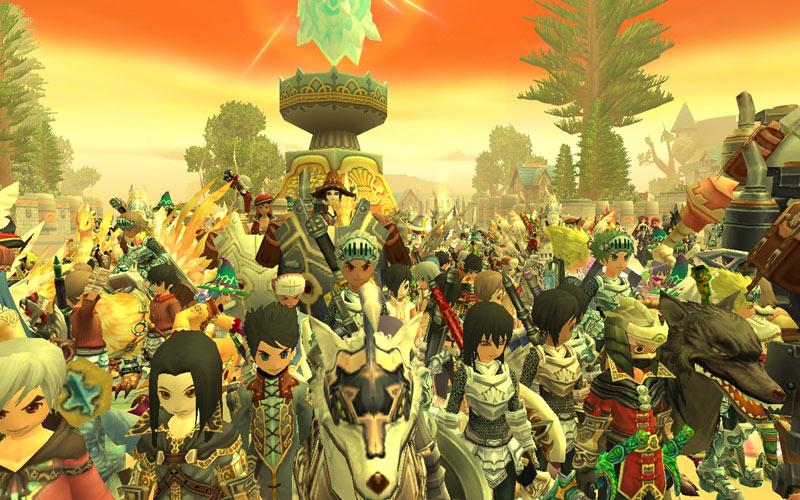 Grand Fantasia Hack Released
