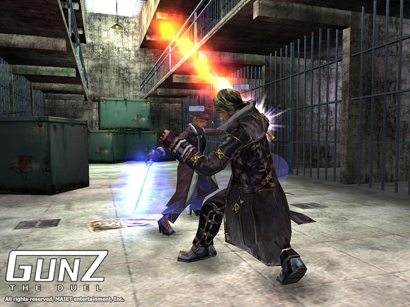 Gunz Online Game Of The Week