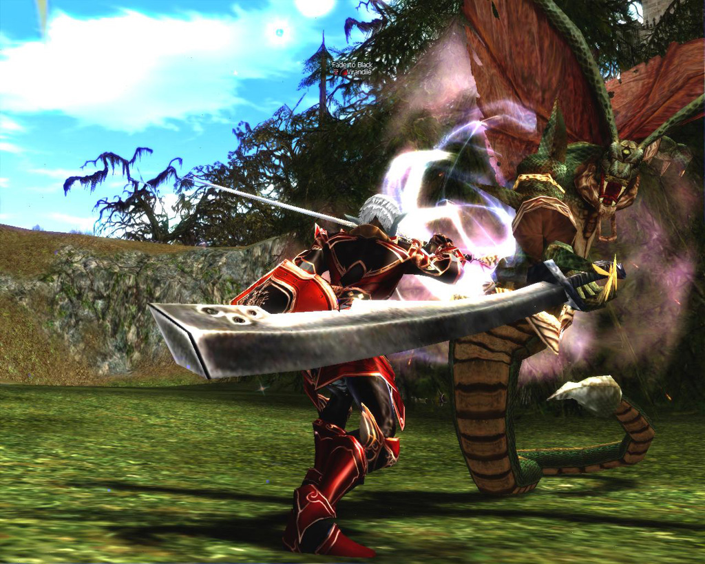 Lineage II 2 Chronicle 4 IV GRY GAME ONLINE MMORPG FREE FREEWARE DOWNLOAD DL