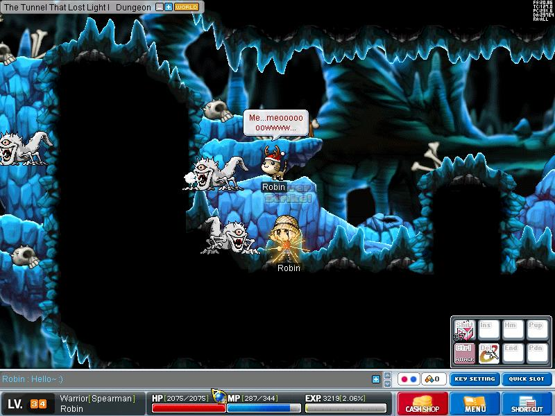 Maplestory Game