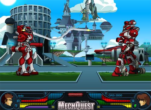 Mechquest mecha bases of dating