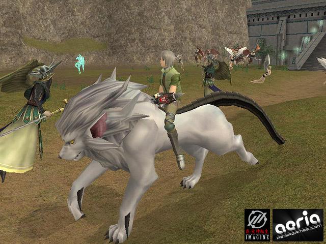 online free fantasy games