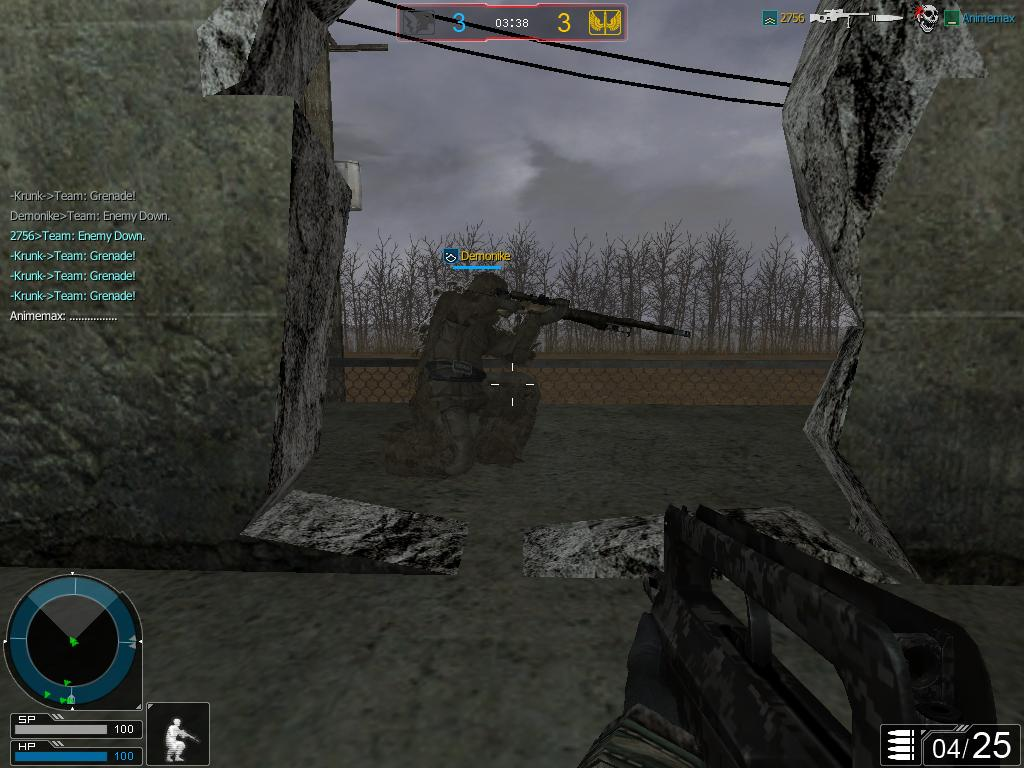 play online shooting games for free
