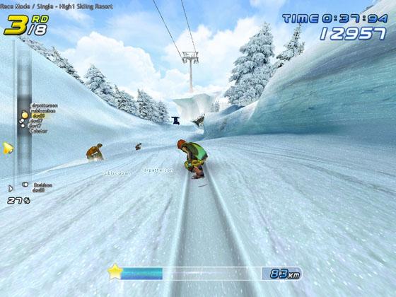 snowboard online