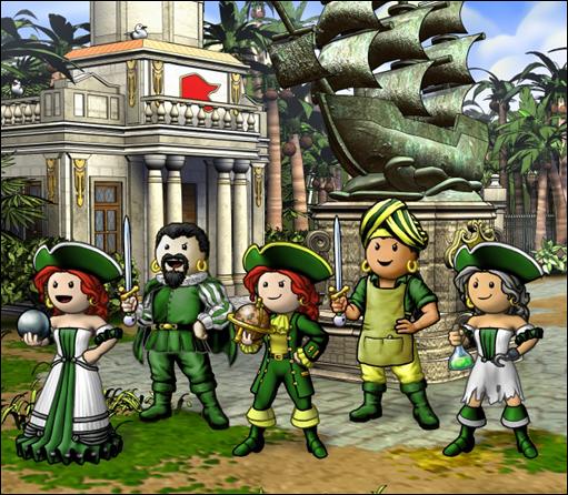 Puzzle Pirates  Flash Puzzlepirates3