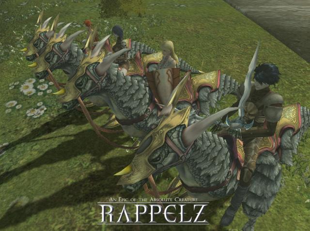 Rappelz, le MMORPG fantastique gratuit ! Rappelz1