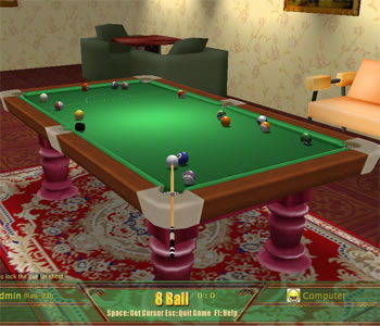 3d Billiards Online Online Games Review Directory