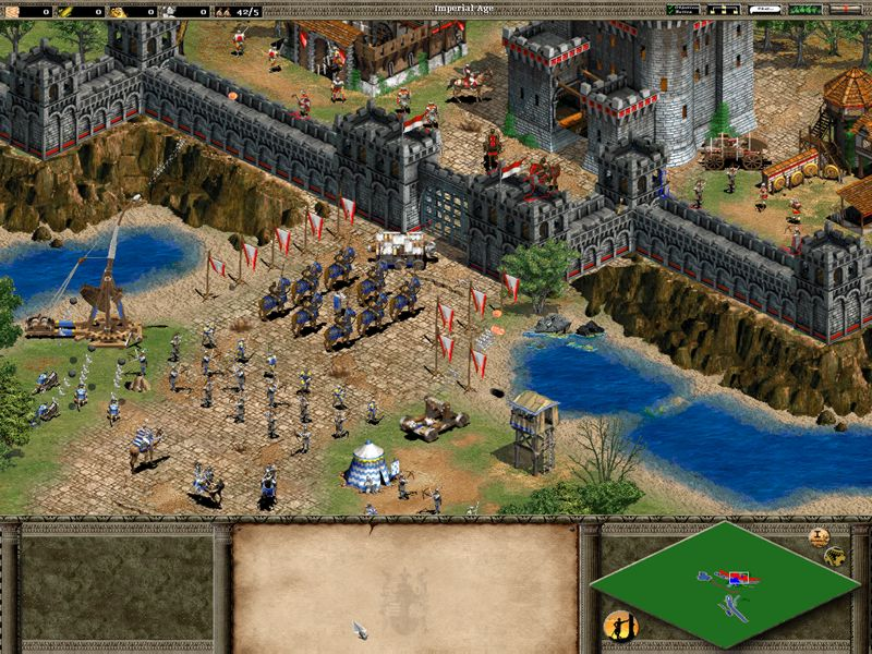 age of empires ii the age of kings is the sequel to the award winning