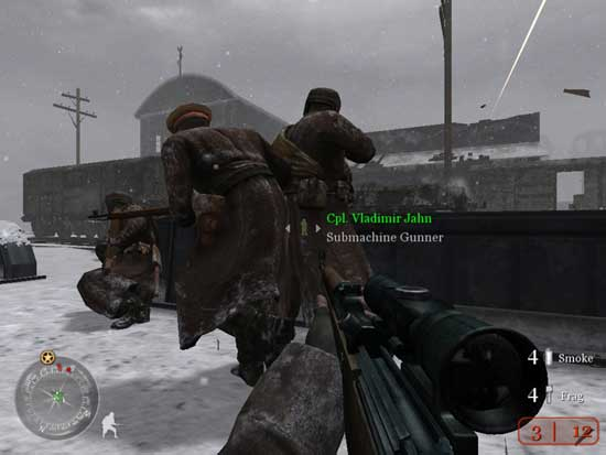 Call of Duty 2 : Online Games Review Directory