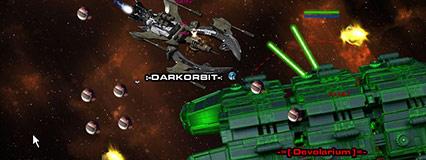 Dark Orbit : Online Games Review Directory