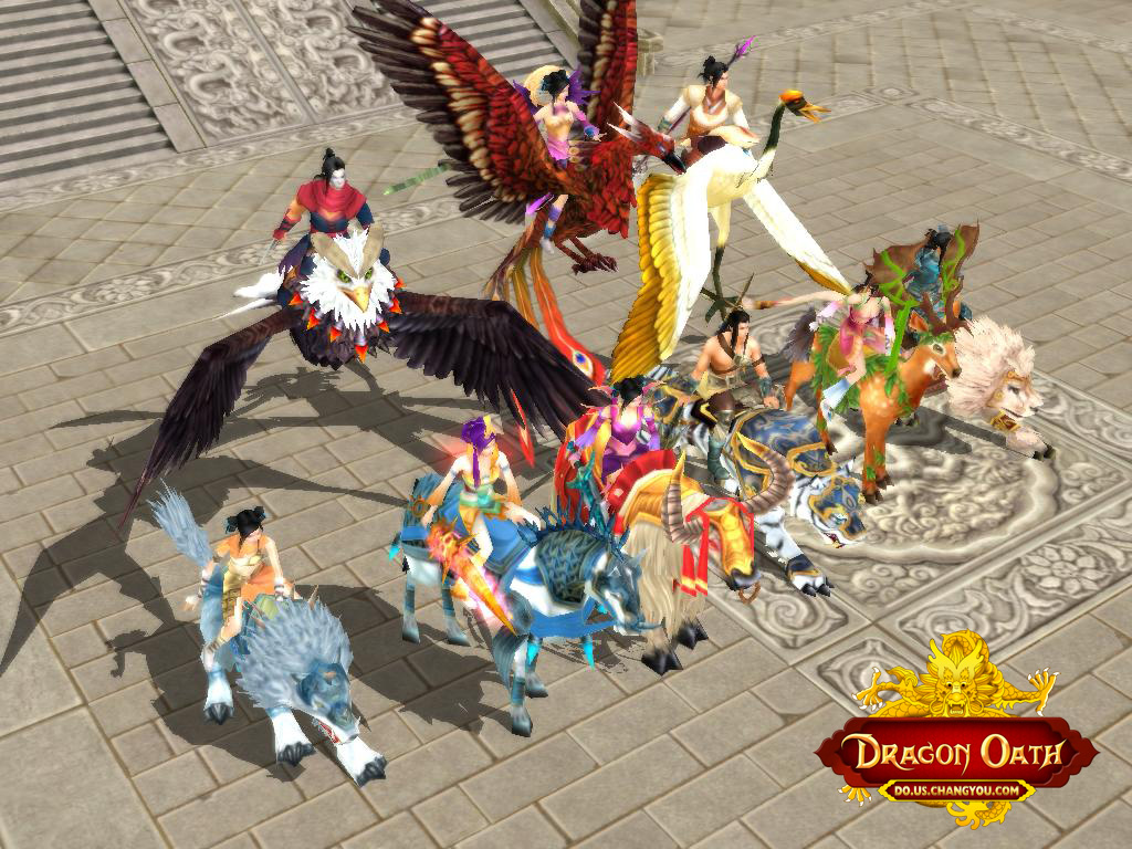 online dragon games where you are the dragon