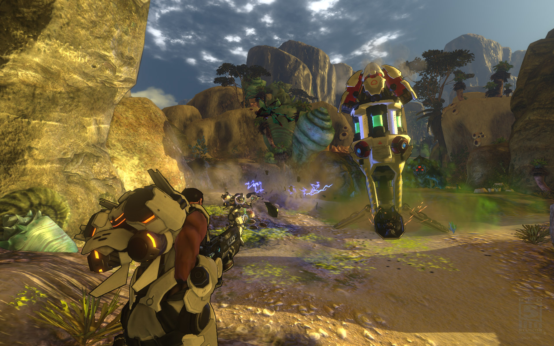 firefall game