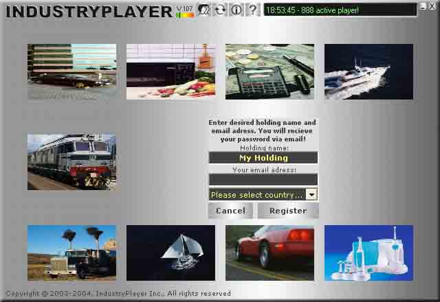 Industry Player : Online Games Review Directory