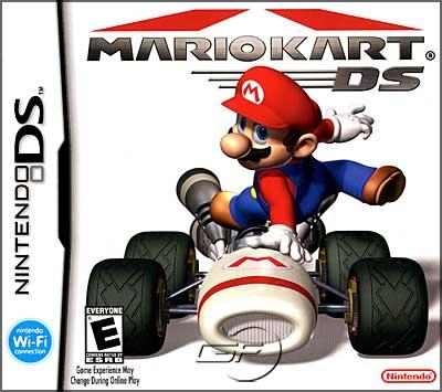 Rom Mario Kart Ds Español + Emulador no$gba