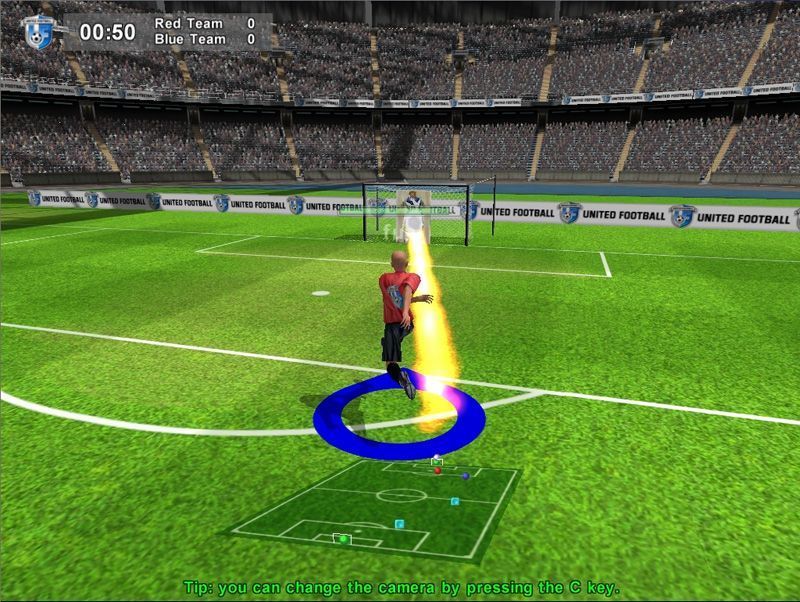 free online games football