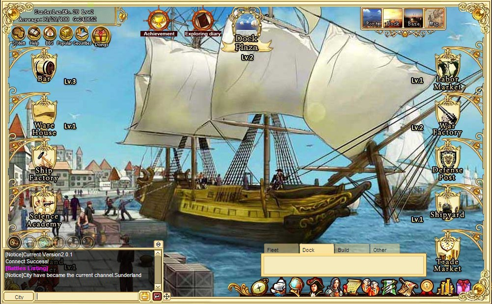 strategy war browser games online