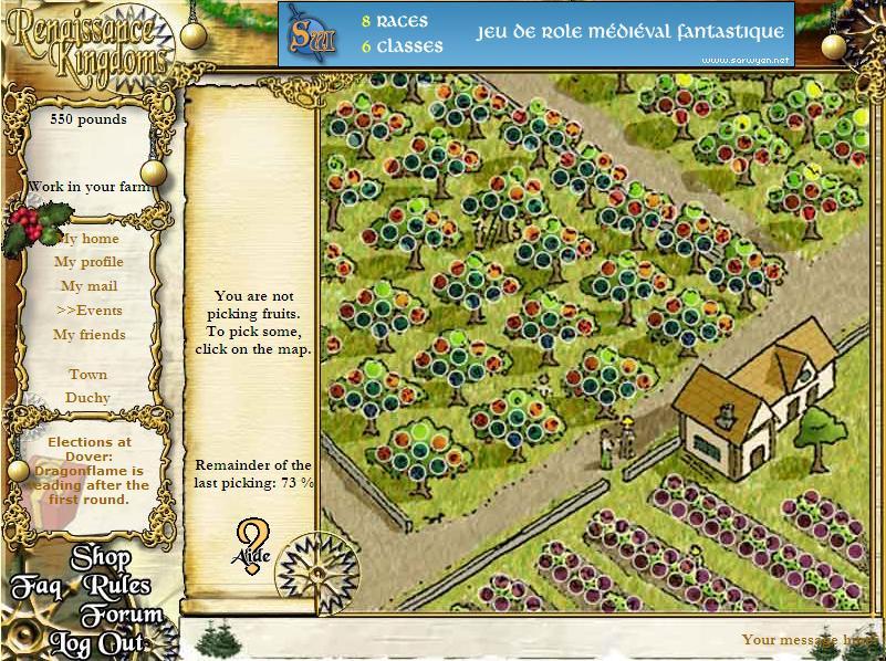 Renaissance Kingdoms Cheats