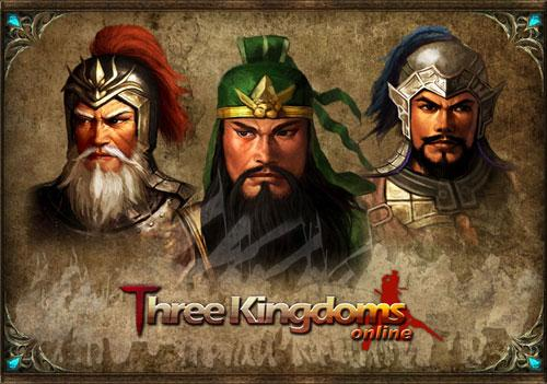 Game Online 3 Kingdom