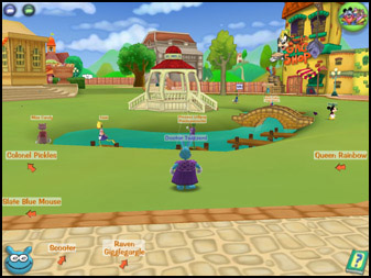 Toontown online dating