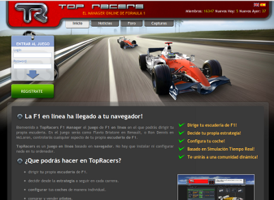 f1 manager online