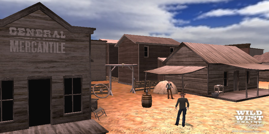 wild west games online