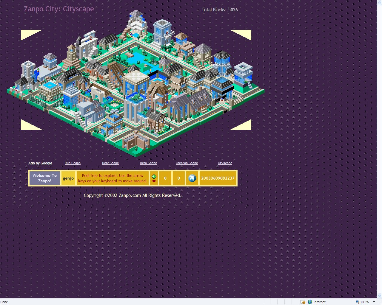 Zanpo Online Games Review Directory
