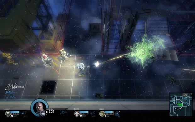 aliens online games