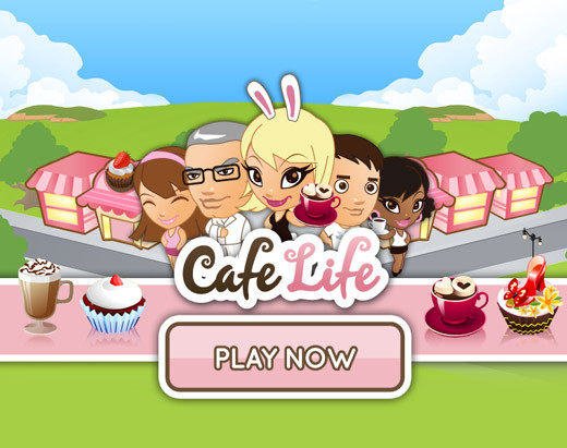 Cafe Life : Online Games Review Directory
