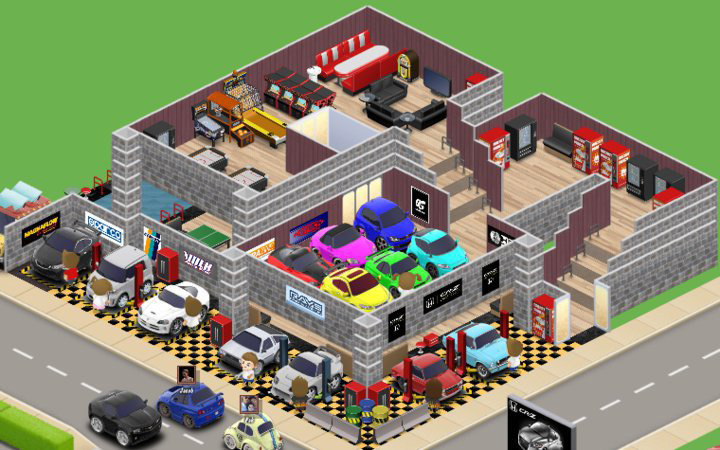 Car Town Takes Car Fun To A Whole New Level  Collect And Customize